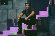Drake Leather Sneakers
