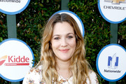 Drew Barrymore Rectangle-faced Watch