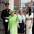 The First Solo Outing With The Queen: Meghan