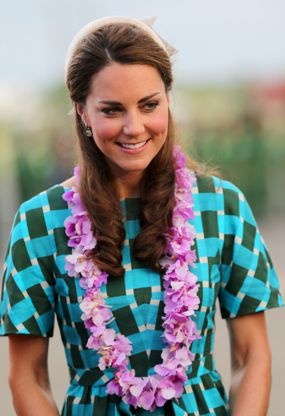 More Pics of Kate Middleton Print Dress (1 of 49) - Kate Middleton Lookbook - StyleBistro