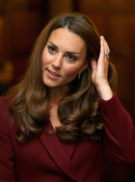 More Pics of Kate Middleton Long Curls (6 of 16) - Kate Middleton Lookbook - StyleBistro