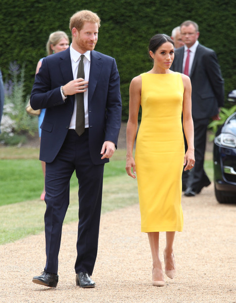 Stylish Celeb Couples: Meghan Markle & Prince Harry