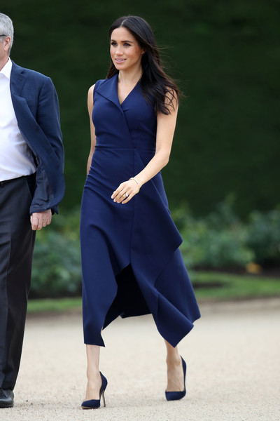 Look of the Day: October 18th, Meghan Markle