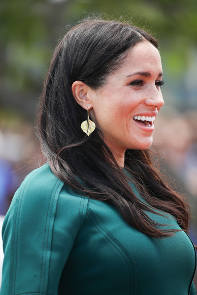 A Complete Roundup Of Meghan Markle's Fabulous Maternity Style