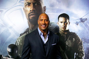 Dwayne Johnson Men's Suit