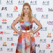 Katheryn Winnick at the A&E Upfronts in New York
