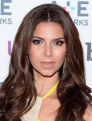 Roselyn Sanchez's tresses looked totally glamorous and feminine with these brushed out waves.