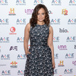 Judy Reyes at the A&E Upfronts in New York