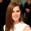Amy Adams' Straight Cut