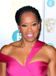 Regina King rocked a cornrow updo at the EE British Academy Film Awards.