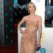 Annabelle Wallis in Nude Lace