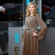 Natalie Dormer in Regal Olive
