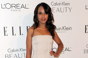 Actress Kerry Washington arrives at ELLE's 17th Annual Women in Hollywood Tribute at The Four Seasons Hotel on October 18, 2010 in Beverly Hills, California.