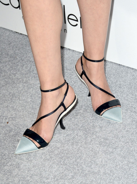 More Pics of Marion Cotillard Pumps (5 of 30) - Marion Cotillard Lookbook - StyleBistro