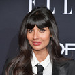 Jameela Jamil's Long Waves