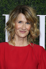 Laura Dern went sexy-glam with this loose curly updo for Elle's Women in Television celebration.