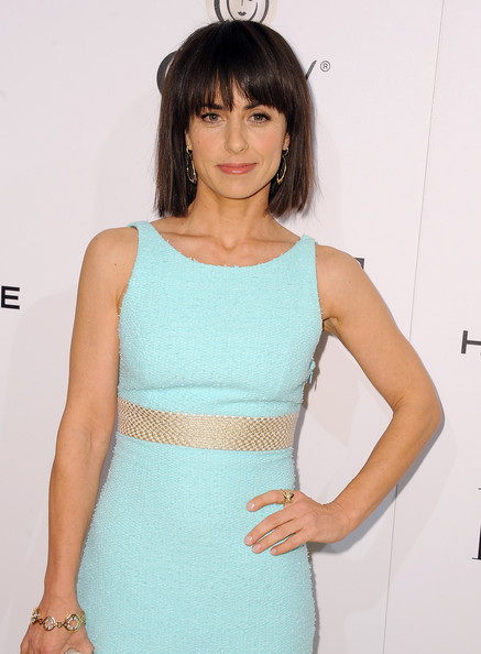 More Pics of Constance Zimmer Short Cut With Bangs (1 of 4) - Short Cut With Bangs Lookbook - StyleBistro
