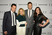 Julie Barry and Joel McHale Photo