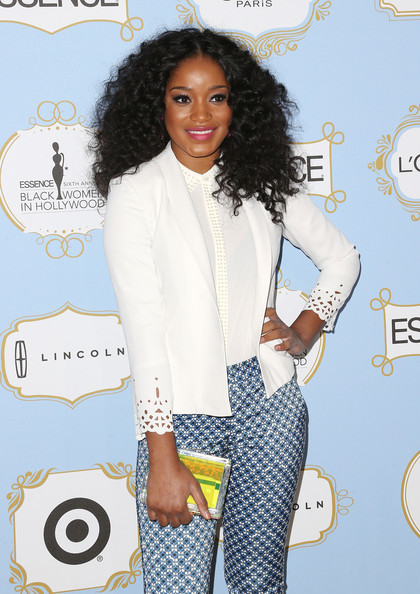 More Pics of Keke Palmer Skinny Pants (2 of 4) - Keke Palmer Lookbook - StyleBistro