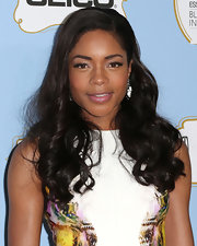 Naomie Harris rocked big glamorous curls at the Black Women in Hollywood Awards Luncheon.