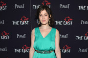 Actress Aleksa Palladino attends the New York premiere of 'The East' at Sunshine Landmark on May 20, 2013 in New York City.
