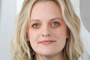 Elisabeth Moss Layered Gold Necklace