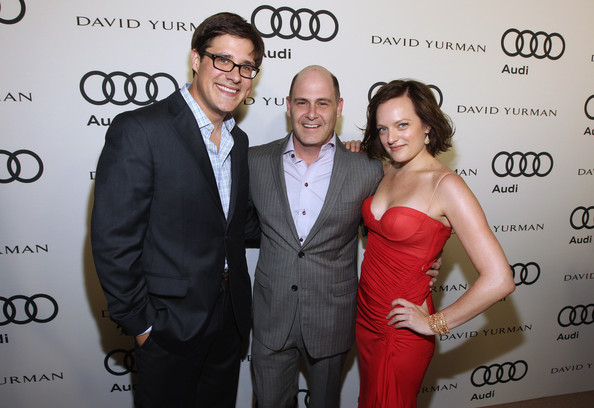 Audi And David Yurman Kick Off Emmy Week 2011 And Support Tuesday's Children