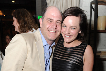 Elisabeth Moss Matthew Weiner 'God's Pocket' Afterparty in LA