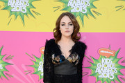 Elizabeth Gillies Loose Blouse