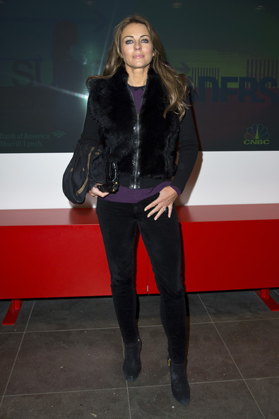 Elizabeth Hurley Zip-up Jacket