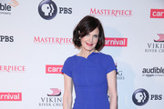 Elizabeth McGovern Form-Fitting Dress