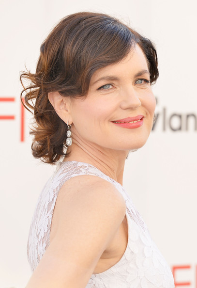 Elizabeth McGovern Finger Wave