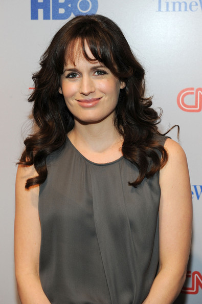 Elizabeth Reaser Long Wavy Cut