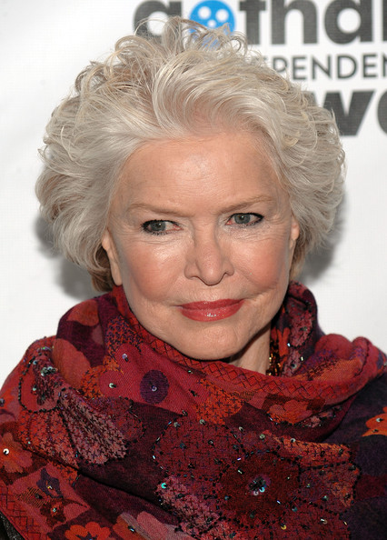 Ellen Burstyn Bob [hair,face,hairstyle,blond,lip,eyebrow,red,chin,lady,beauty,ellen burstyn,new york city,wall street,ifp,cipriani,19th annual gotham independent film awards - arrivals]