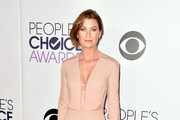Ellen Pompeo Box Clutch
