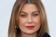 Ellen Pompeo Medium Straight Cut