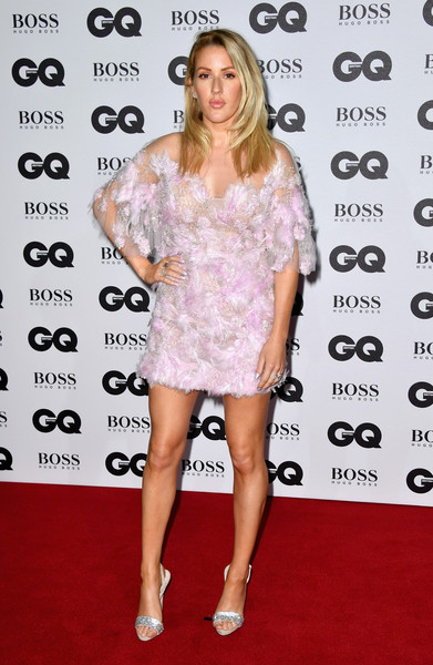 Ellie Goulding Cocktail Dress