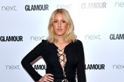 Ellie Goulding Fishtail Dress