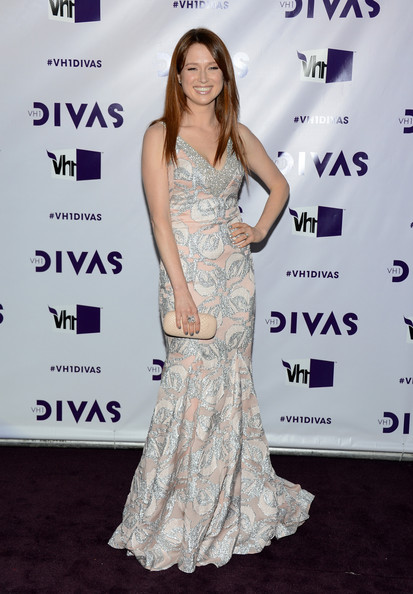 Ellie Kemper Mermaid Gown