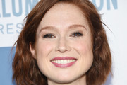 Ellie Kemper  Short Wavy Cut