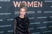 Elsa Pataky Evening Pumps