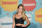 Emily Bett Rickards Crop Top