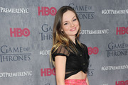 Emily Meade Long Skirt