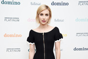 Emma Roberts Mini Dress