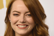 Emma Stone Medium Curls