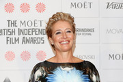 Emma Thompson Print Dress