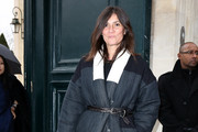 Emmanuelle Alt Down Jacket