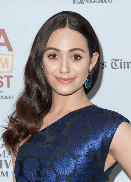 Emmy Rossum Jewelry