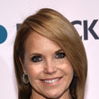Hairstyles For Women With Fine Hair: Katie Couric's Sleek Bob