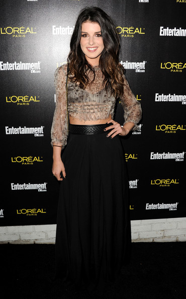 Shenae+Grimes in Entertainment Weekly's 17th Annual Pre-Screen Actors Guild Awards Party - Arrivals
